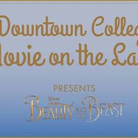 Downtown College Movie Night in LeBauer Park