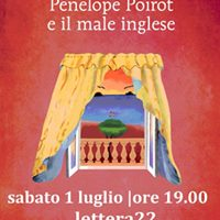BECKY SHARP presenta &quotPenelope Poirot e il male inglese&quot