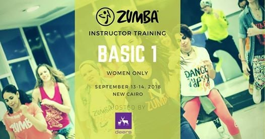 Zumba® Instructor Training - Basic 1 in New Cairo   Women Only at ...