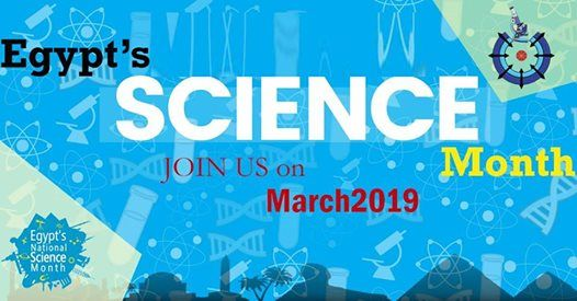Egypts Science Month 2019