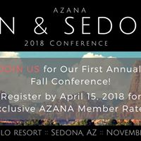 AZANA Sun &amp Sedona 2018 Conference