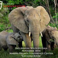 2nd Annual Wildlife Gala