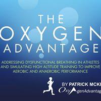 London-UK Oxygen Advantage Masterclass with Patrick McKeown