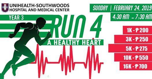 Run for a Healthy Heart Year 3