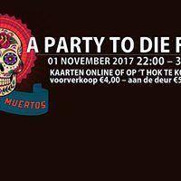 Panaceafeest Dia de los Muertos
