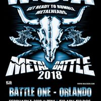 Wacken Metal Fest Invades the USA Orlando Battle One