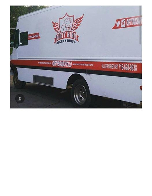 Dirty Bird Chicken N Waffles Food Truck Wed At Dockside Village