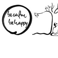 Mindfulness Course Be Calm Be Happy