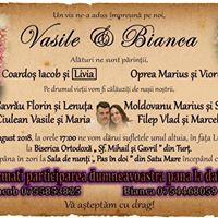 &quotNunta Noastra Bianca &amp Vasile&quot