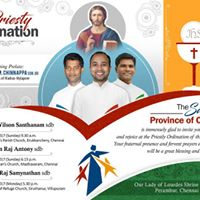 Priestly Ordination of Salesians
