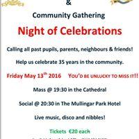 Mullingar Park Hotel Concerts