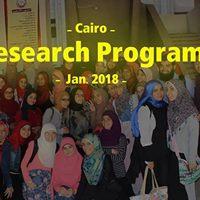 Research Program  Cairo 2018