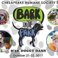 Chesapeake Humane Societys Bark in the Park