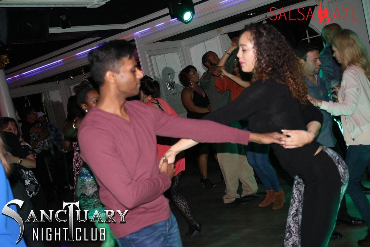 Viernes Tropicales - Latin Night Fridays Atlanta  Sanctuary Nightclub