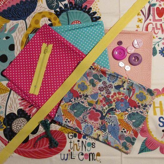 Februarys Sewing Social