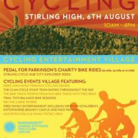 Stirling Festival of Cycling 2017