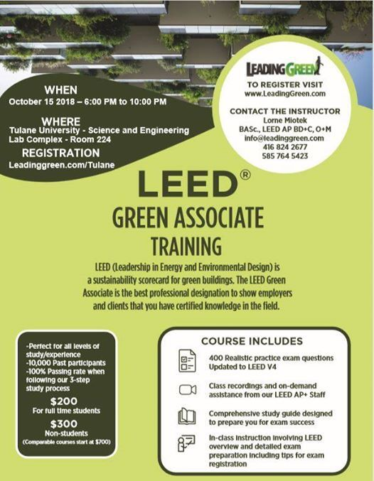 LEED Certification Course at Science And Engineering Lab Complex ...