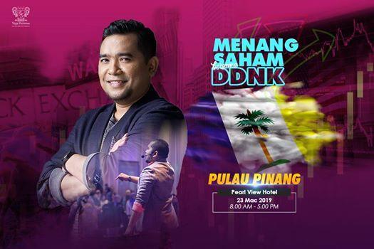 Program Menang Saham - Pulau Pinang