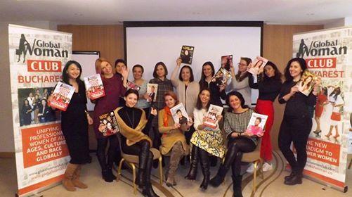 GWC Bucharest - March Breakfast - Women celebration