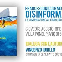 Disinformazia di Francesco Nicodemo
