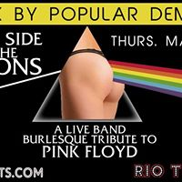 Kitty Nights West Presents Dark Side of the Moons A Live Band