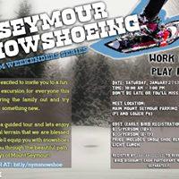 NYMiNK Snow Shoe Adventure by NYM Weekenders