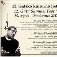 Otvaranje gatskog kulturnog ljeta - Dani Ive Marjanovia
