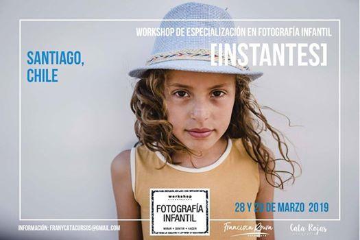 Instante Workshop de Fotografa Infantil