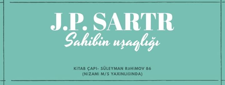 Kitabla Terapiya - Sahibin Uaql (Jan Pol Sartr)