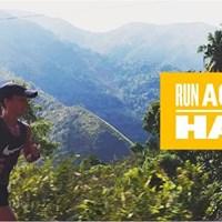 Run Across Haiti La Happy Hour