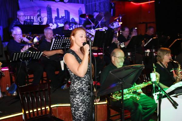 D4F Speakeasy Swing Dance Party - Live 17 piece Metro Jazz Club