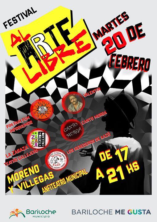 Festival Al ARTE LIBRE