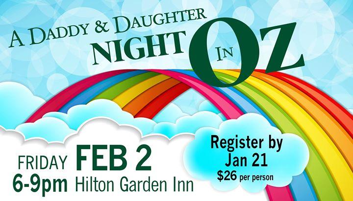 A Daddy U0026 Daughter Night In Oz