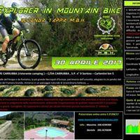XXIII Explorer in mountain bike