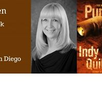 Indy Quillen Book Signing For Pursuit