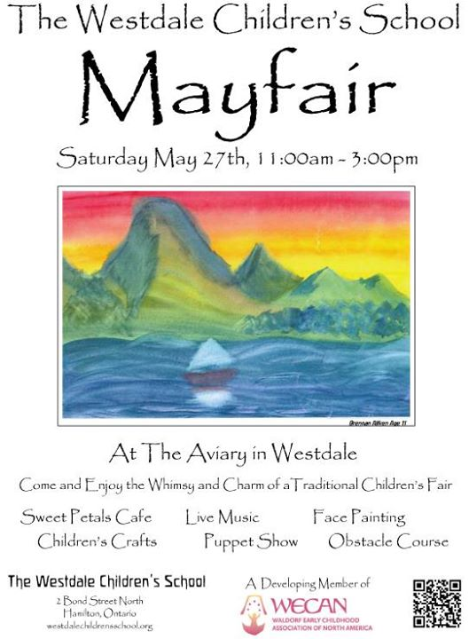 Mayfair May 27th 11am-3pm