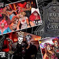 Halloween Rave In The Grave  Elite Social Entertainment