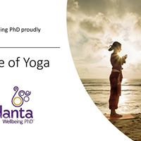 Master Class Science of Yoga