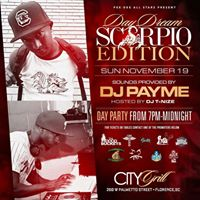 PeeDee All-stars Presents Day Dream Day Party At City Grill