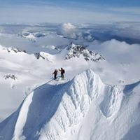 Awesome Alaska Total Heliskis Experts Heli-Ski Board Tour 2016 in association with AEFest