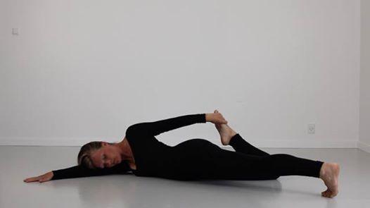 Fascial Flow healing af traumer & stress Meditation i bevgelse