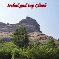 VRangers Irshalgad pinnacle expedition on 6th Ngt - 7th May 2017