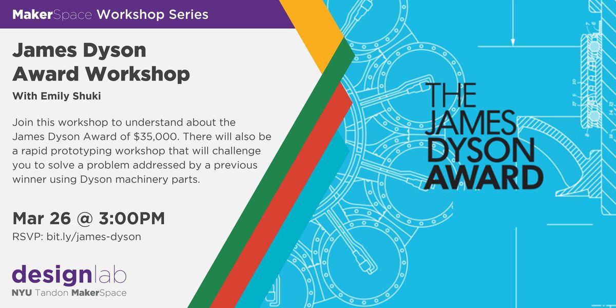 James Dyson Award Workshop