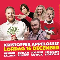 Vsters Comedy Christmas