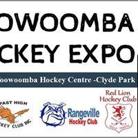 Toowoomba Hockey Expo and Sign On