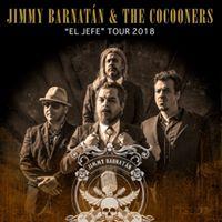 Jimmy Barnatn &amp the Cocooners &quotEl Jefe Tour&quot Santander