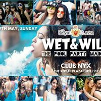 WET &amp WILD The Pool Party Madness At Hotel Royal Plaza