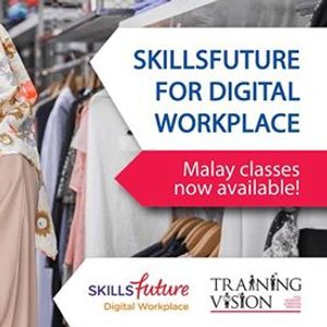 SkillsFuture For Digital Workplace (Malay)