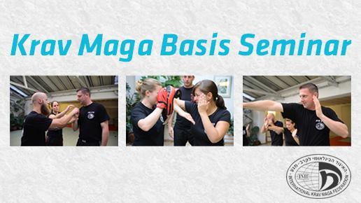 Krav Maga Basis-Seminar
