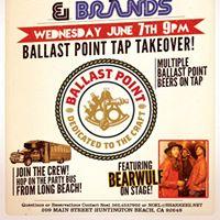 Ballast Point Tap Takeover At Killarneys